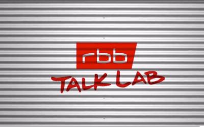 HRadio Thema im rbb Talk Lab auf der #rp19