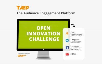 Konsole Labs unterstützt das Media Lab Bayern im Rahmen der Open Innovation Challenge