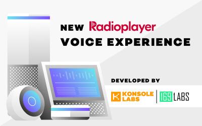 KONSOLE Labs und 169 Labs entwickeln künftig Voice-Anwendungen für Radioplayer WorldWide